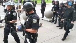 ABD'de Bir Yaşlıyı Yaralayan Polisler Açığa Alındı