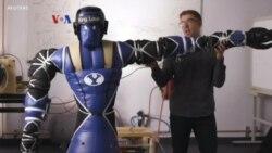 AS Kembangkan Robot Tiup Serbaguna