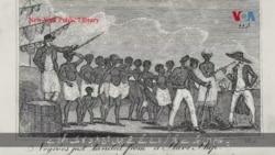 امریکہ میں غلامی کی تاریخ، پہلا حصہ