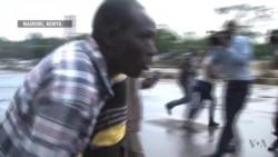 Kenya Opposition Protests Electoral Commission
