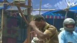 NO COMMENT - Զուգահեռ իրականություն. Հնդկաստանի պարող ոստիկանը