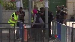 以色列禁止50歲以下穆斯林男子進入耶路撒冷老城(粵語)