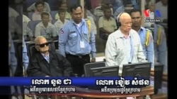 Two Khmer Rouge Leaders Convicted and Sentenced to Life in Prison