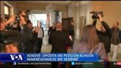 Kosovë: Partitë opozitare organizojnë një peticion