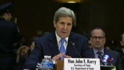 美国高官敦促国会授权军事打击伊斯兰国