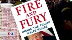 """Pertûka """"Fire & Fury"""" ya Derbarê Trump li Amerîka Dibe Sedema Gotûbêjan"""