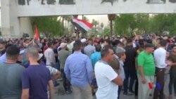 伊拉克抗議活動蔓延 政府出動軍隊切斷網際網路
