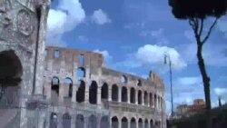 Un día soleado en Roma