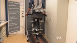 Improved Exoskeleton Suit May Help Paralyzed Better Walk, Climb and Turn