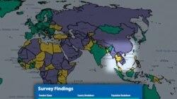 Freedom House đánh giá Việt Nam không có tự do chính trị