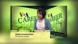 Penghias Kue dan Pengusaha Katering - VOA Career Day