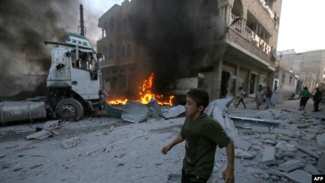 联合国有关叙利亚的停火决议均未通过