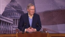 Senate Majority Leader: Trump Victory Shows Public's Desire for Change