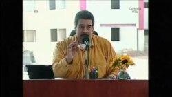 Maduro: Hay una guerra bacteriológica.