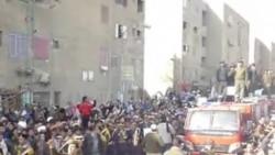 Bombings Rock Cairo