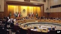 Совещание Лиги арабских государств