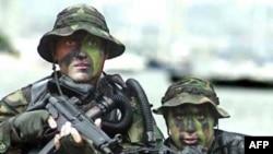 Ảnh minh họa: Các biệt kích SEAL của hải quân Mỹ