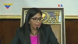 """Oposición venezolana repudia la """"Ley contra el odio"""""""