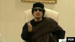 Moammar Gaddafi mengancam akan menyerang negara-negara NATO jika tak menghentikan serangan udara.