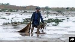 (ارشیف) د افغانستان په یو شمیر ولایتونو کې هرکال سیلابونه خلکو ته د سر د زیان سربیره مالي زیانونه هم رسوي.