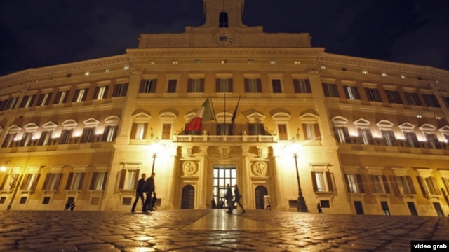 Quốc hội Italia.