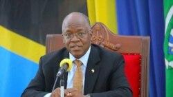 Le président tanzanien John Magufuli candidat à sa réélection au scrutin d'octobre