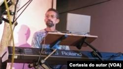 Zeca Couto, músico cabo-verdiano