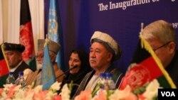 Yangi partiya raisi Ahmad Ishchi