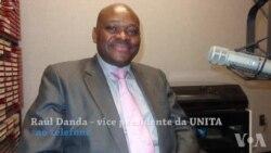 UNITA rejeita declaração de vitória do MPLA
