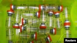 Vaccine Sinovac do Trung Quốc sản xuất.