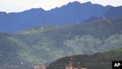 美國海軍普雷貝爾號7月15日進入越南峴港