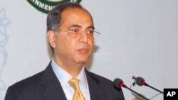 وزیر خارجہ کے ترجمان معظم احمد خان
