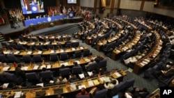 26일 이란의 수도 테헤란에서 개막된 비동맹회의
