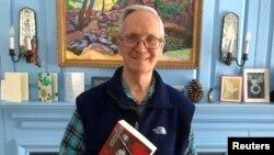 Ông Vil Mirzayanov, khoa học gia Xô Viết cũ, cha đẻ của chất độc thần kinh Novichok, (ảnh chụp tại Princeton, New Jersey, ngày 13/3/2018.)