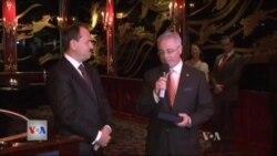 Pres. Nishani nderon shqiptaro-amerikanët