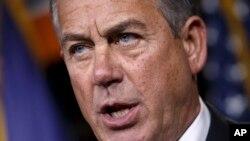Boehner logró evitar un cierre de DHS.