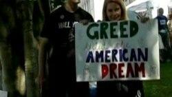 Demo Anti Wall Street - Laporan VOA 4 Oktober 2011