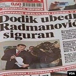 Dodik u intervjuu za Glas Amerike: Zloupotreba Bonskih ovlaštenja BiH dovela u ćorsokak