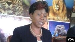 Nkosikazi Oppah Muchinguri Kashiri