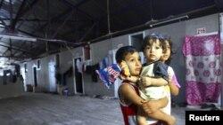 Người đứng đầu Đơn vị Di dân của Hội Chữ thập đỏ quốc tế cho biết bà đã nhìn thấy sự đau đớn và thống khổ của phụ nữ và trẻ em, của những người đàn ông, những người lớn tuổi và những người tàn tật bị thất tán