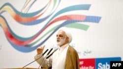 Gholam Hossein Mohseni Ejeie, porta-voz iraniano da Justiça