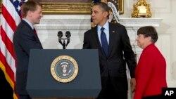 Ричард Кордрей, Барак Обама и Мэри Джо Уайт