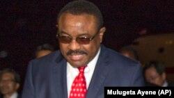Firayim Ministan Habasha Hailemarian Desalegn