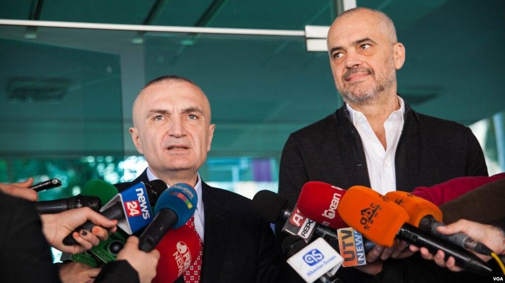 Tiranë: Shumica nis përzgjedhjen e kandidatëve për president të Republikës