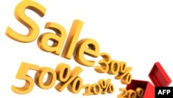 Nhiều cửa hàng giảm giá để khuyến mãi trong những ngày đầu của mùa mua sắm, với hy vọng có thể thu hút khách hàng
