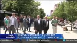 Rinumërin votash pas zgjedhjeve në Kosovë