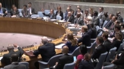 UN Security Council Endorses Iran Nuclear Accord