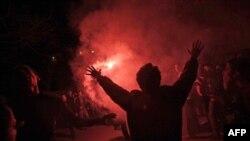 Демонстранти в Каїрі протестують проти бездіяльності органів влади під час «футбольних» заворушень