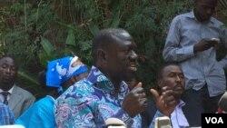 Dkt Kizza Besigye