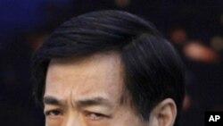 Chính trị gia Đảng cộng sản Trung Quốc Bạc Hy Lai